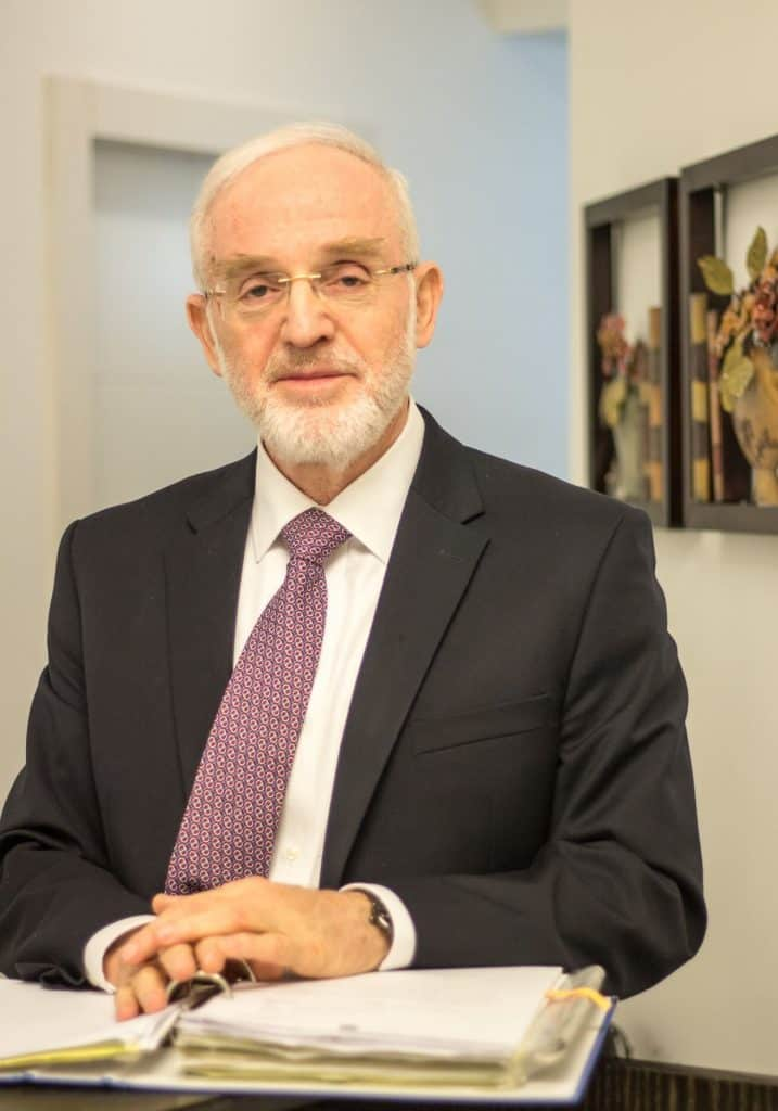 עורך דין יצחק גולדשטיין